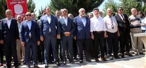 Kilis'te 15 Temmuz Şehitliği'nde anma töreni düzenlendi