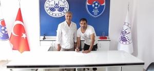 Elaziz Belediyespor'da, Abdullah sözleşmesini uzattı