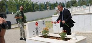 Siirt'te 15 Temmuz Şehitleri için anma töreni düzenlendi