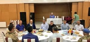 Kurtalan'da şehit aileleri ve gaziler onuruna yemek