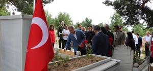 Sivas'ta 15 Temmuz anması Sivas'ta 15 Temmuz Şehitleri Anma Demokrasi ve Milli Birlik Günü kapsamında Şehitlik ziyareti yapıldı
