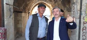 Milli Mücadele Müzesi baba Halisdemir'i duygulandırdı