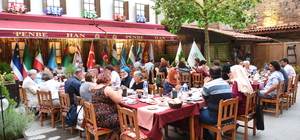 """""""Anadolu ve Ötesinde Anti Sismik Yerel Miras"""" toplantısı"""