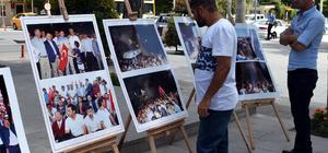 """AA'nın fotoğraflarıyla """"15 Temmuz yolculuğu"""""""