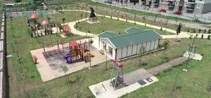 Mevlana Parkı açılışa hazırlanıyor