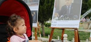 Tokat'ta 15 temmuz sergisi ve anı defteri etkinliği