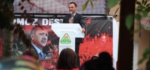Maçka'da 15 Temmuz Demokrasi ve Milli Birlik Günü etkinlikleri