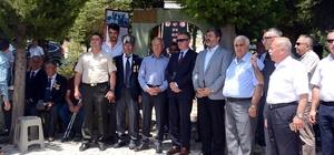 15 Temmuz şehitleri Dinar'da anıldı