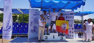 Rüzgar sörfü: Slalom Türkiye Ligi