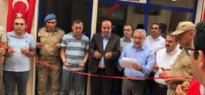 Sason'da Şehit Aileleri ve Gazilerle Yardımlaşma Derneği açıldı