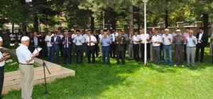 Akşehir'de 15 Temmuz Şehitleri Anma, Demokrasi ve Milli Birlik Günü Etkinlikleri