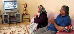 """Şaban Yılmaz'ın evinde ikincilik üzüntüsü Baba Mustafa Yılmaz: """"Altın kemeri hac hediyesi olarak istiyordum"""""""