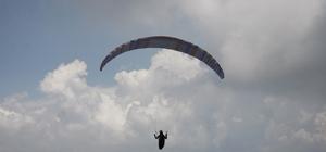 Bursa Kupası Yamaç Paraşütü Mesafe Uçuşu Yarışması