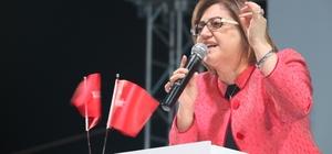Gaziantep 15 Temmuz'un 2. yıl dönümünde tek yürek oldu