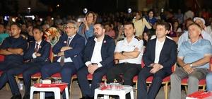 Fatsa'da 15 Temmuz Demokrasi nöbeti