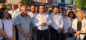 Efeler AK Parti 15 Temmuz şehitleri andı