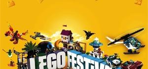 Şanlıurfa Piazza LEGO Festivali'ne ev sahipliği yapacak