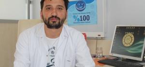 """Van'da 100 kişiden 60'ı sigarayı bırakıyor Dr. Mustafa Uzgören: """"Sigara bırakma çok uzun vadeli bir iştir"""""""