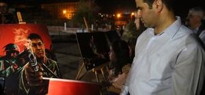 Silopi'de 15 Temmuz etkinlikleri
