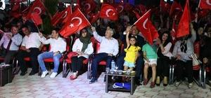 Lapseki'de 15 Temmuz Milli Birlik Günü Etkinlikleri