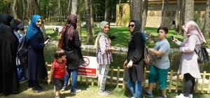 KO-MEK yaz kursları sosyal faaliyetlerle renkleniyor