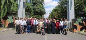 Kaymakamlık Ergene'deki şehit ailelerini buluşturdu