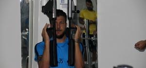 Adana Demirspor salonda çalıştı