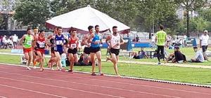 Samsun'u atletizm finallerinde Asarcık temsil edecek