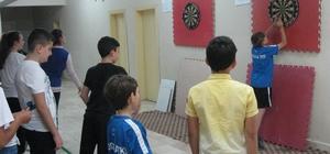 """Pazaryeri """"15 Temmuz Şehit Zafer Koyuncu Dart Turnuvası"""" sonuçlandı"""