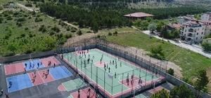 Beyşehir Belediyesinden Beyşehir'e yeni sportif yatırımlar