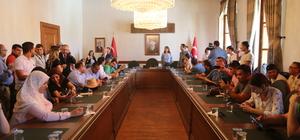 """Yabancı gazeteciler """"Kültür Başkenti"""" Kastamonu'da"""