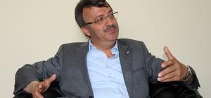 """Başkan Türkmenoğlu: """"Yerel seçimlerde hedefimiz Vanlının gönlüne girmek"""""""