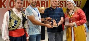 5. Uluslararası Göreme Halk Oyunları Festivali sona erdi