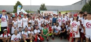 15 Temmuz 3x3 Sokak Basketbolu şampiyonası coşkuyla tamamlandı Dev Adamlar ve periler ödül için değil için vefa için oynadılar