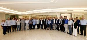 Büyükşehir Nizip Caddesi kentsel dönüşüm projesini anlattı