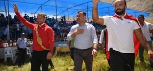 Gökbel Yağlı Pehlivan Güreşleri 21 Temmuz'da başlıyor Kırkpınar'ın altın kemerli başpehlivanı Orhan Okulu başta olmak üzere 700 güreşçi kol bağlayacak