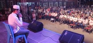 Yavuzeli'nde 15 Temmuz 2. yıl dönümü kutlamaları