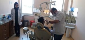 Acıgöl'de diş kliniği açıldı