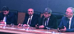 Milletvekili Taş, Tarım, Orman ve Köy İşleri Komisyonu seçildi