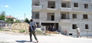 Aksaray'da iş kazası: 1 ölü, 1 yaralı