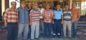 Kahraman köylülere Teşekkür Belgesi Büyükşehir Belediyesinden tren faciası sonrası seferber olan Sarılar Mahallesi sakinlerine Teşekkür Belgesi