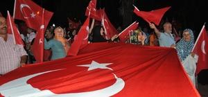 Mudanya 15 Temmuzu yeniden yaşadı