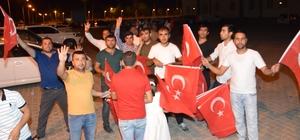 Viranşehir'de Binler 15 Temmuz İçin Tek Yürek Oldu