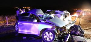 Batman'da trafik kazası: 1 ölü, 4 yaralı