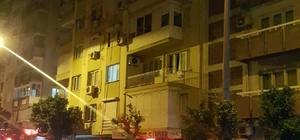 Haber alinamsyan kişi yangın paniğe neden oldu