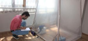Tarım işçisi fikir verdi, güneş enerjili klima üretti Bingöl'de 25 yaşındaki mühendis, güneş enerjisiyle çalışan klima üretti Öğrenciyken şirket kuran Turgut Anılır, Devletten AR-GE desteği alarak projesini geliştirirken, seri üretim için de destek beklediğini söyledi