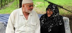 (Özel) 'Survivor' mücadelesi ile izlenme rekoru kıran yaşlı çift İHA'ya konuştu