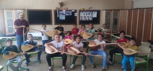 Sofular İlk ve Ortaokulu'nda yaz kursları başladı