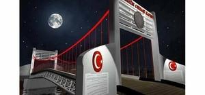 Beybaşlı Halil ve İbrahim Onbaşı Köprüsü inşaat çalışmaları başladı