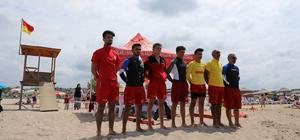 Kocaeli sahillerinde 193 kişi boğulmaktan kurtarıldı